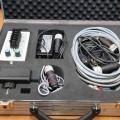 Tester proporcionálnych ventilov s integrovanou elektronikou