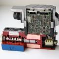Proporcionálny tlakový  ventil s integrovanou elektronikou