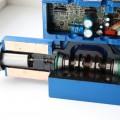 Proporcionálny rozvádzač  s integrovanou elektronikou