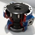 MCR- hydromotor