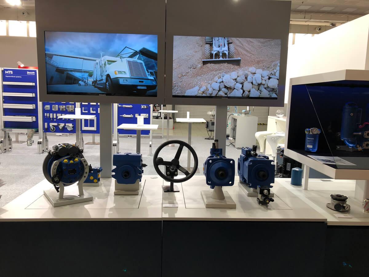 Medzinárodný strojársky veľtrh v nitre 2018 - produkty spoločnosti